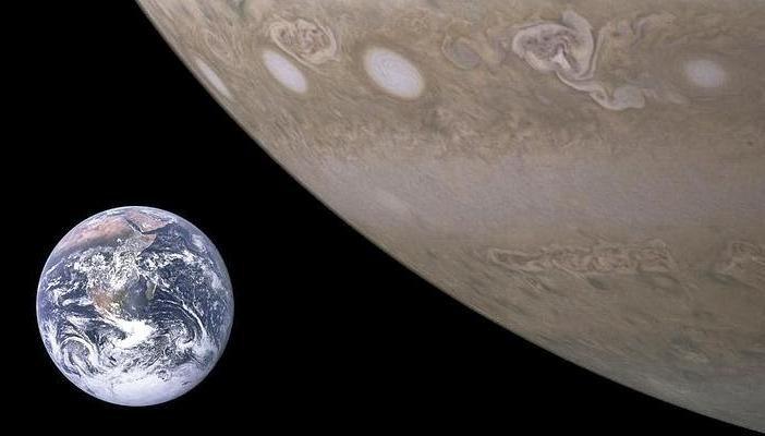 Earth-Jupiter