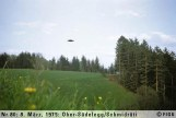 1975年03月08日_P0080#_拍摄于:Ober-Sädelegg, Schmidrüti_Semjase驾驶光船在做展示性飞行