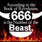 摘錄自第045次接觸報告 關於「666這個數字的涵義」